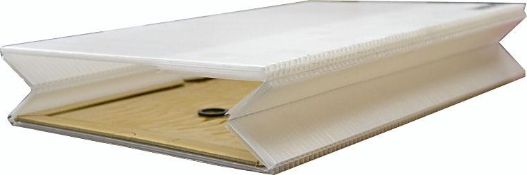粘着シートの誤着防止 トラップBOX Σ 1枚 ネズミ捕りEL