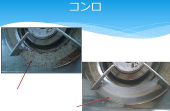 コスケム 汚染レスキューびっくり粉 500g 【超微粒子特殊研磨剤配合・特殊パウダー洗剤】