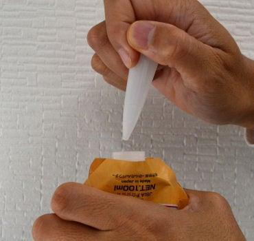 シャープ化学工業株式会社 トイレのスキマフィル