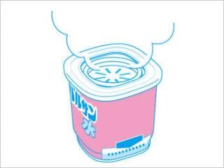 ライオン水ではじめるバルサン 12-16畳用 [25g] 【第2類医薬品】