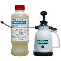 ゴキブリ駆除 ハエ・蚊駆除にレナトップ水性乳剤2 安全性が高い殺虫剤