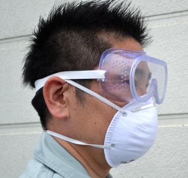 殺虫剤・農薬散布用防護セット