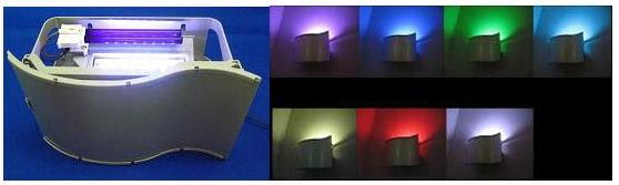 LED式捕虫器 虫とりっ光