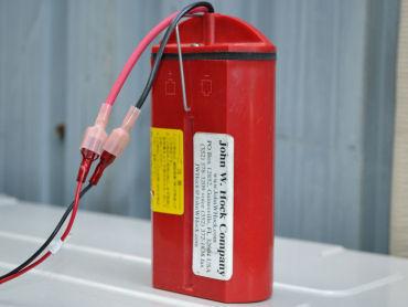 CDC型 ミニチュアライトトラップ #512