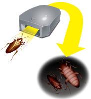アース製薬株式会社クロゴキブリ・チャバネゴキブリ退治 ブラックキャップ 屋外用 12g[8コ] ゴキブリ駆除