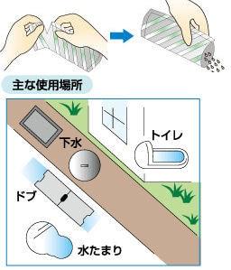バポナうじ殺しスティックS(粒剤) 40g×4本入 【第2類医薬品】