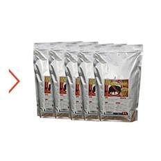 お買得!まとめ買い 業務用強力動物よけ粒剤 大容量5L×5袋