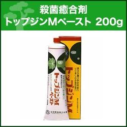 殺菌癒合剤 トップジンMペースト 200g