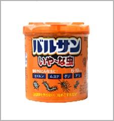 バルサン いや〜な虫 20g