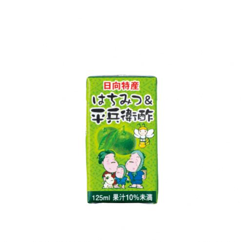 はちみつ&平兵衛酢125ml紙パック