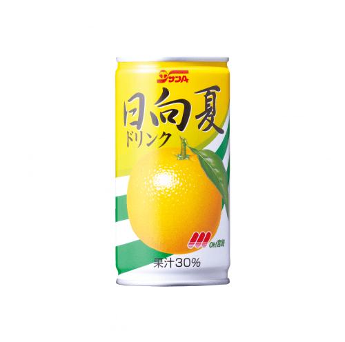 サンA日向夏ドリンク 30%190g缶