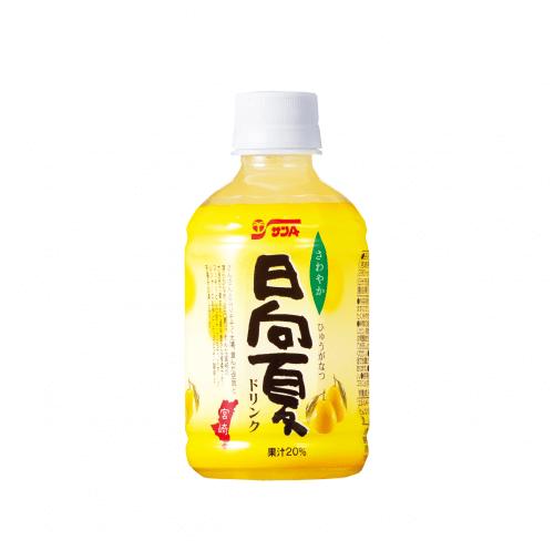 日向夏ドリンク20%280mlPET(24本入)