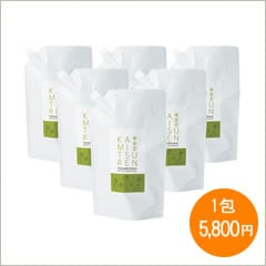 入浴剤6包セット