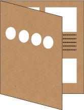 パンフレット用紙