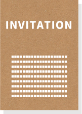 招待状の基礎知識