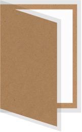 招待状外紙カバー用紙