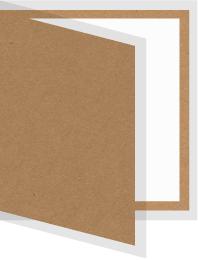 席次表外紙カバー用紙