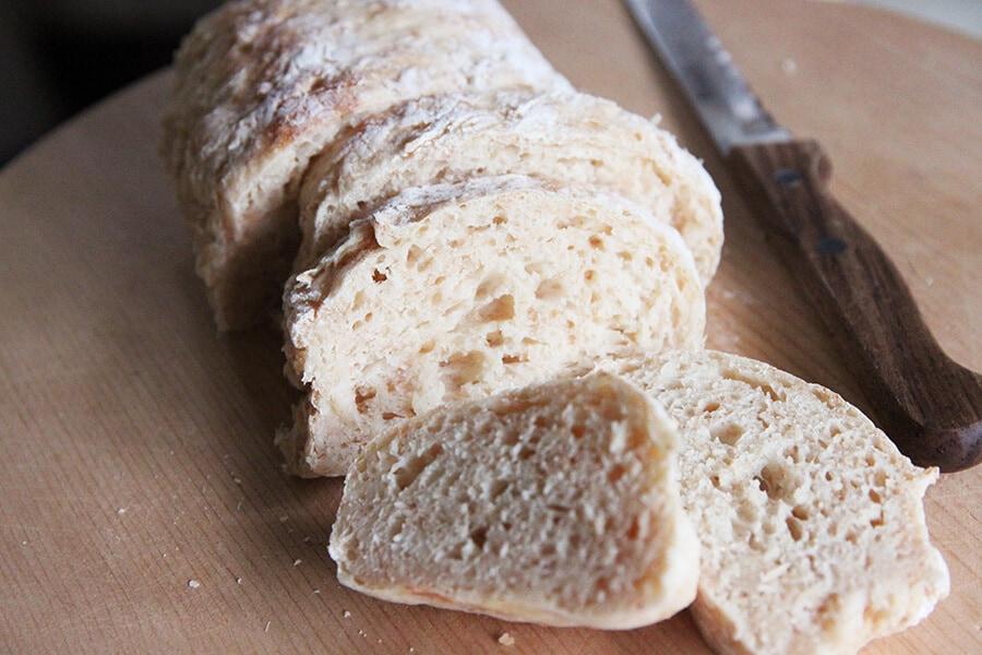 かつおぶしパン