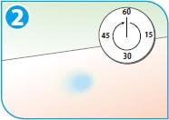 タンニンスポットクリーナー使用方法