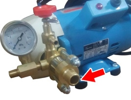 KYC-20A/水がでない時の対処方法1