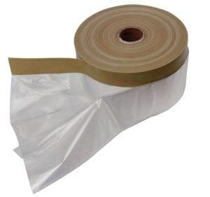 テープ付防汚シート 養生シート