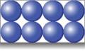 一般ワックスの造膜イメージ�/ペンギン エクスプレスType-G