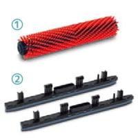 標準装備品/ケルヒャー業務用小型床洗浄機BR30/4C