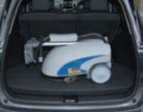 リンレイルーク14mini/小型車にも積載可能