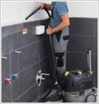 建設現場の清掃に/ケルヒャー 業務用乾湿両用クリーナーNT35/1Ap
