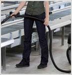 工場の清掃に/ケルヒャー 業務用乾湿両用クリーナーNT35/1Ap