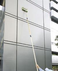 高所の拭き掃除も安全/コンドル シルバーワイパーワイド(W)B ST