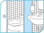 シーバイエス 無リンフォワード トイレ