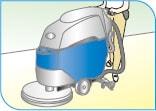 シーバイエス 除菌クリーナー/自動床洗浄機に