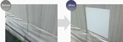 ビアンコジャパン拭き取り用洗浄剤BJ2000/使用例2