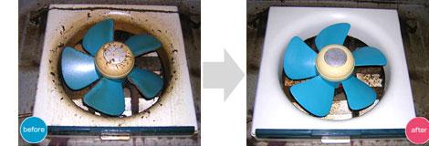 ビアンコジャパン拭き取り用洗浄剤BJ2000/使用例3