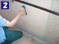 コスケム マジックアマドーレ 塗料壁面雨垂れ跡除去用クリーナー使用方法2