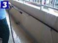 コスケム マジックアマドーレ 塗料壁面雨垂れ跡除去用クリーナー使用方法3