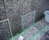 レオロジートライアル/御影石(鏡面) 施工後