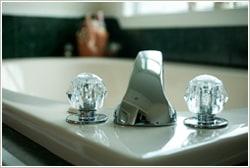 トレマークで洗面台を清掃
