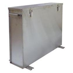 アルミレンジフィルター洗浄槽