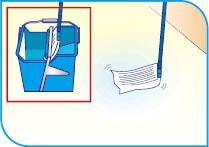 ブレークアップS/床洗浄