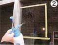 ミヤキ 浴室洗浄セット/除去作業2