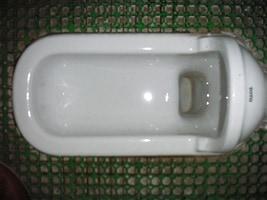 和式便器の汚れの洗浄 施工後/スマート フラッシュ