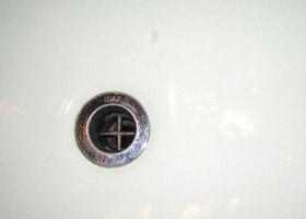 洗面台の水垢の洗浄 施工後/スマート フラッシュ