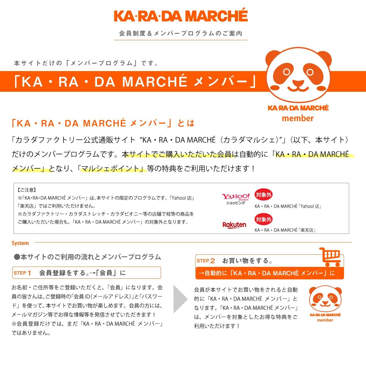KA・RA・DA MARCHÉメンバー1