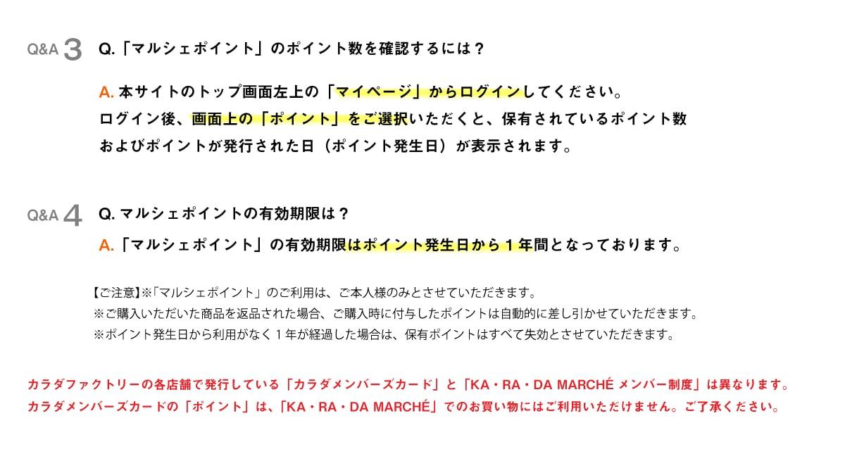 KA・RA・DA MARCHÉメンバー3
