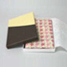 貼箱小サイズ ( 黄 x 茶 )
