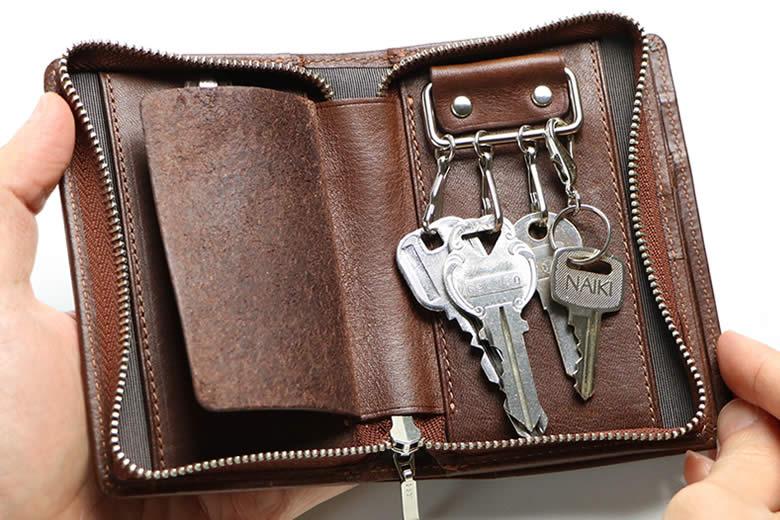 家鍵用の角カン型キーブロック