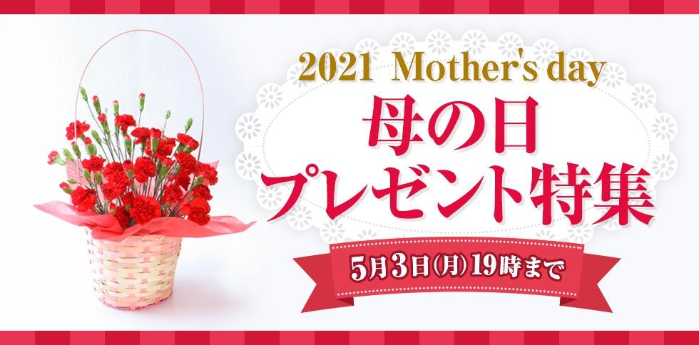 2021母の日プレゼント特集