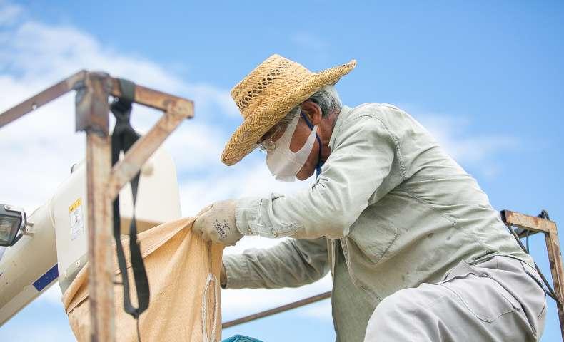 こだわりの農法:こだわりの低温管理